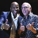 NE and Larry Carlton