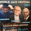 World Jazz Festival Poster - 7.29.16