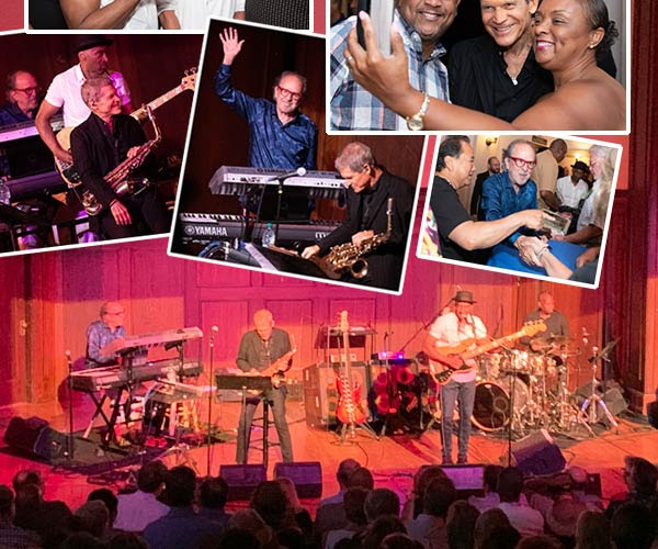 The Weekender: Double Vision Tour is Magic! | BOB JAMES